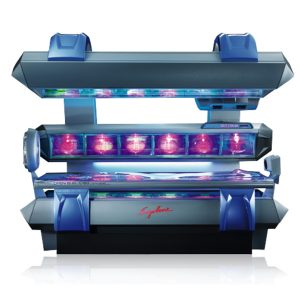 Tanning bed available at Solisa Tanning of Nanaimo, BC