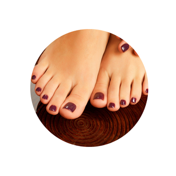 Esthetic Pedicure Services at Solisa Tanning in Nanaimo, BC